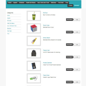PHP Shop Project
